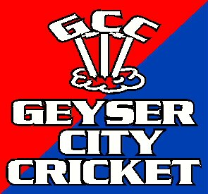 GEYSER CITY CRICKET